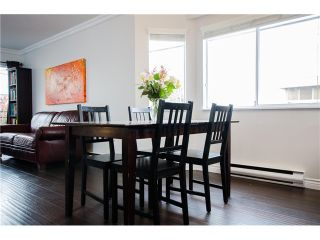 "Photo 4: 1298 W 6TH Avenue in Vancouver: Fairview VW Townhouse for sale in ""Vanderlee Court"" (Vancouver West)  : MLS®# V1130216"