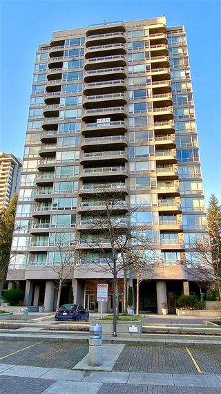 Main Photo: 307 9633 MANCHESTER Drive in Burnaby: Cariboo Condo for sale (Burnaby North)  : MLS®# R2559396