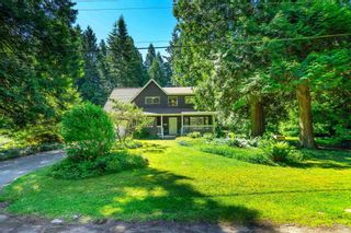 """Photo 1: 12710 BECKETT Road in Surrey: Crescent Bch Ocean Pk. House for sale in """"Crescent Beach"""" (South Surrey White Rock)  : MLS®# R2595468"""