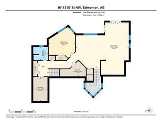 Photo 50: 16115 57 Street in Edmonton: Zone 03 House for sale : MLS®# E4224780