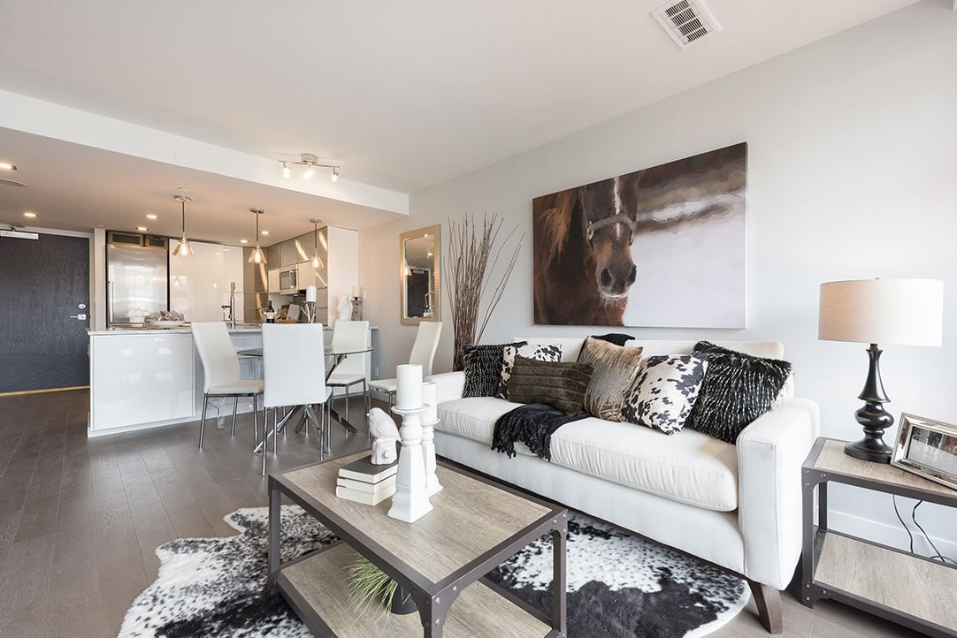 """Main Photo: 603 2201 PINE Street in Vancouver: Fairview VW Condo for sale in """"Meridian Cove"""" (Vancouver West)  : MLS®# R2166944"""