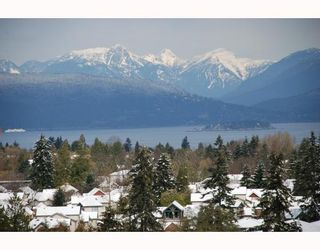 """Photo 9: 1702 5639 HAMPTON Place in Vancouver: University VW Condo for sale in """"THE REGENCY"""" (Vancouver West)  : MLS®# V753599"""