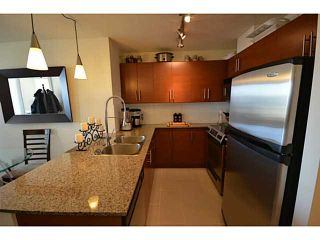 """Photo 7: 1101 833 AGNES Street in New Westminster: Downtown NW Condo for sale in """"The News"""" : MLS®# V1118257"""