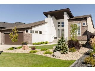 Photo 1: 75 Northern Lights Drive in Winnipeg: South Pointe Residential for sale (1R)  : MLS®# 1702374
