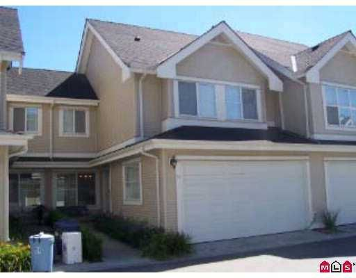 """Main Photo: 14 17097 64TH Avenue in Surrey: Cloverdale BC Townhouse for sale in """"The Kentucky"""" (Cloverdale)  : MLS®# F2720667"""