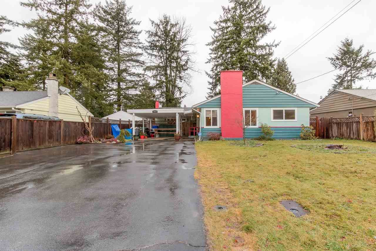 Main Photo: 10032 PARK Drive in Surrey: Cedar Hills House for sale (North Surrey)  : MLS®# R2035504