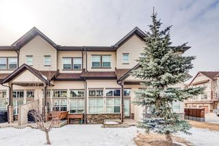 Photo 2: 100 28 Heritage Drive: Cochrane Row/Townhouse for sale : MLS®# A1076913