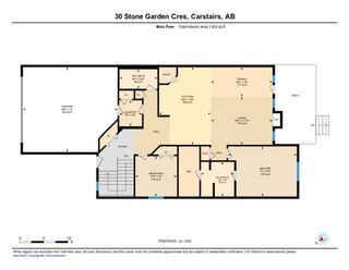 Photo 31: 30 Stone Garden Crescent: Carstairs Semi Detached for sale : MLS®# A1009252