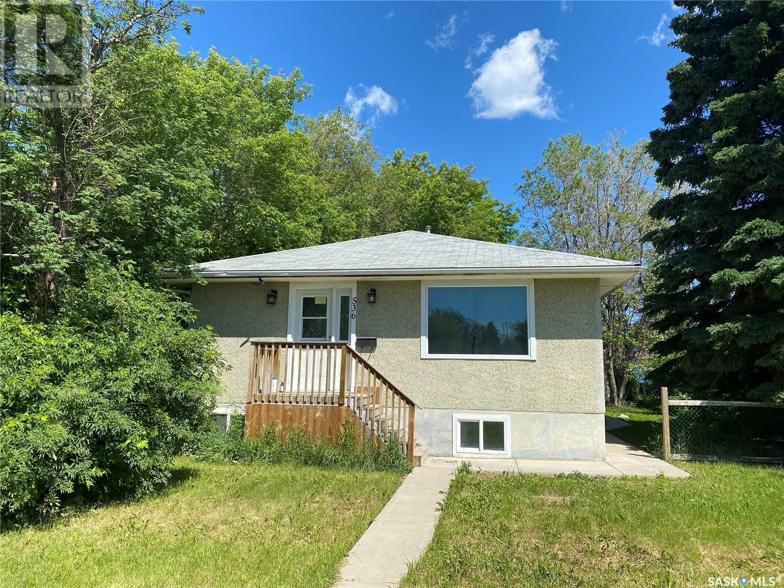 Main Photo: 536 8th ST E in Prince Albert: House for sale : MLS®# SK860377