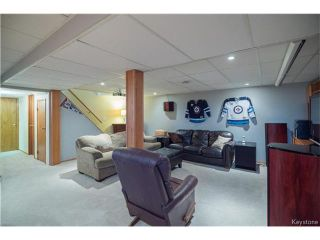 Photo 15: 595 Paddington Road in Winnipeg: River Park South Residential for sale (2F)  : MLS®# 1704729