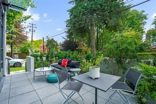 """Photo 3: 101 717 W 17 Avenue in Vancouver: Cambie Condo for sale in """"Heather & 17th"""" (Vancouver West)  : MLS®# R2579140"""