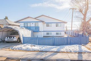 Main Photo: 1602 27 Street SE in Calgary: Albert Park/Radisson Heights Semi Detached for sale : MLS®# A1079551
