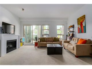 """Photo 1: 119 738 E 29TH Avenue in Vancouver: Fraser VE Condo for sale in """"CENTURY"""" (Vancouver East)  : MLS®# V1074241"""