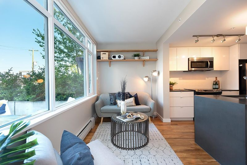 FEATURED LISTING: 218 - 289 6TH Avenue East Vancouver