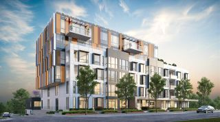 Main Photo: 110-469 W. King Edward in Vancouver: Marpole Condo for rent