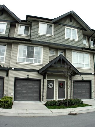 "Photo 2: 116 9088 HALSTON Court in Burnaby: Government Road Townhouse for sale in ""TERRAMOR"" (Burnaby North)"
