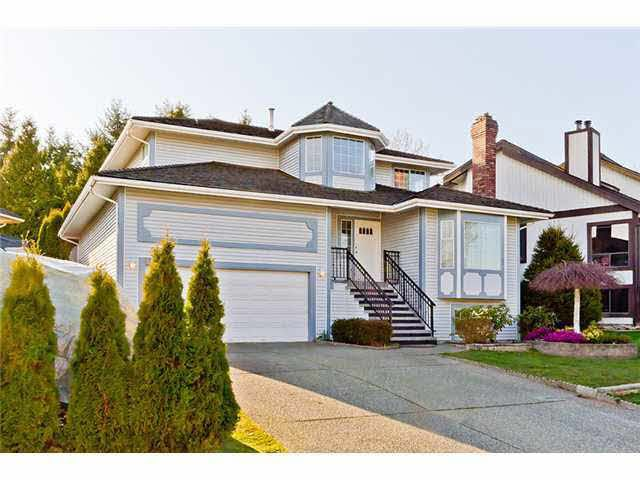 Main Photo: 1167 Castle Crescent in Port Coquitlam: Citadel PQ House for sale : MLS®# V939628