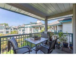 """Photo 18: 323 19528 FRASER Highway in Surrey: Cloverdale BC Condo for sale in """"FAIRMONT"""" (Cloverdale)  : MLS®# R2310771"""