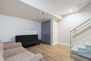"""Photo 37: 2412 DUNDAS Street in Vancouver: Hastings Sunrise Townhouse for sale in """"Nanaimo West"""" (Vancouver East)  : MLS®# R2620115"""