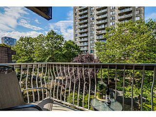 Photo 22: # 419 1655 NELSON ST in Vancouver: West End VW Condo for sale (Vancouver West)  : MLS®# V1135578