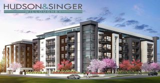 """Photo 1: 407 20838 78B in Langley: Willoughby Heights Condo for sale in """"HUDSON & SINGER"""" : MLS®# R2444896"""