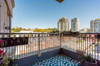 """Photo 17: 1105 680 CLARKSON Street in New Westminster: Downtown NW Condo for sale in """"THE CLARKSON"""" : MLS®# R2409786"""