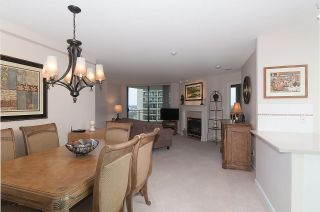 """Photo 6: 806 4425 HALIFAX Street in Burnaby: Brentwood Park Condo for sale in """"POLARIS"""" (Burnaby North)  : MLS®# R2037489"""