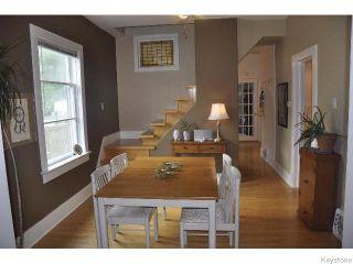 Photo 8: 870 Valour Road in WINNIPEG: West End / Wolseley Residential for sale (West Winnipeg)  : MLS®# 1519550