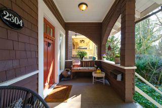 Photo 3: 2304 DUNBAR STREET in Vancouver: Kitsilano House for sale (Vancouver West)  : MLS®# R2549488