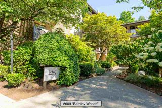 "Photo 25: 609 9867 MANCHESTER Drive in Burnaby: Cariboo Condo for sale in ""Barclay Woods"" (Burnaby North)  : MLS®# R2488451"