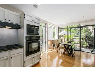 """Photo 7: 4451 ARBUTUS Street in Vancouver: Quilchena Townhouse for sale in """"Arbutus West"""" (Vancouver West)  : MLS®# V1135323"""