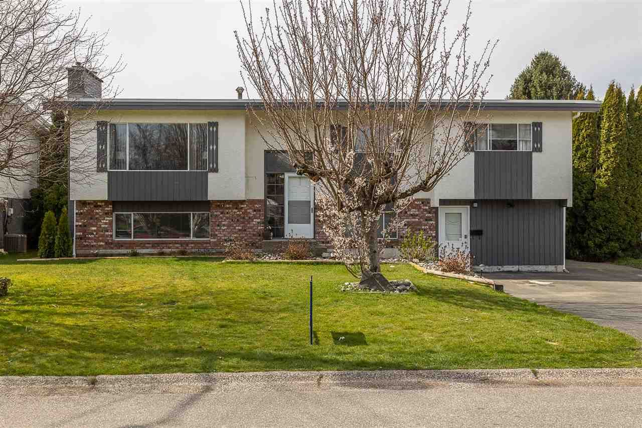 Main Photo: 10027 FAIRBANKS Crescent: House for sale in Chilliwack: MLS®# R2560743