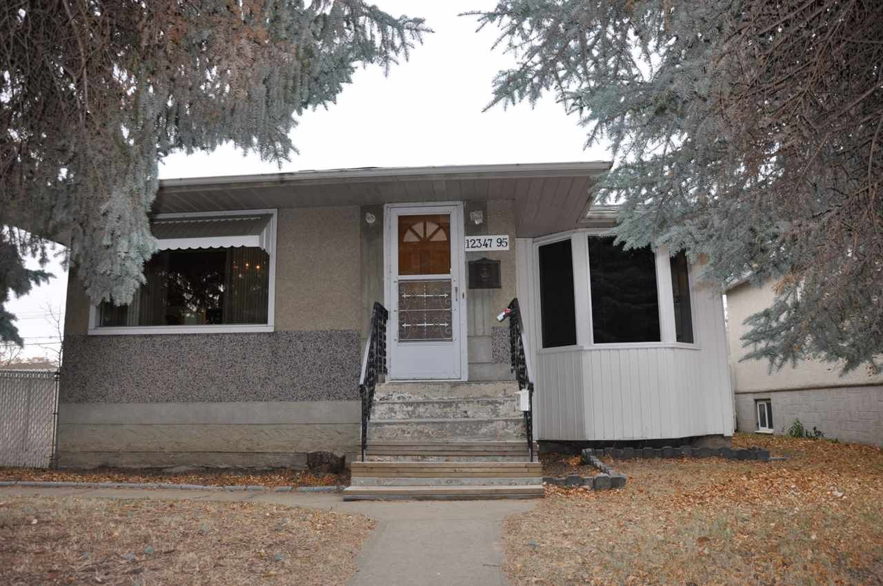 Main Photo: 12347 95 Street in Edmonton: Zone 05 House for sale : MLS®# E4221653