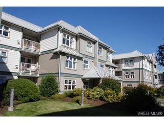 Photo 1: 109 3010 Washington Ave in VICTORIA: Vi Burnside Condo for sale (Victoria)  : MLS®# 651712