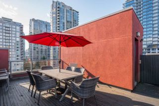 "Photo 33: 306 869 BEATTY Street in Vancouver: Downtown VW Condo for sale in ""THE HOOPER"" (Vancouver West)  : MLS®# R2551567"