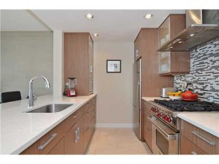 Photo 5: # 1206 638 BEACH CR in Vancouver: Yaletown Condo for sale (Vancouver West)  : MLS®# V1125146