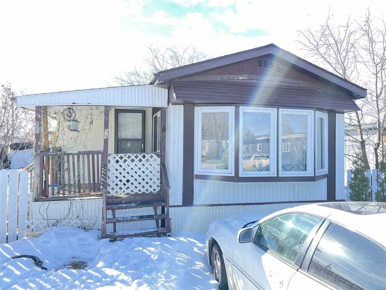 Main Photo: #58 9501 104 ave: Westlock Mobile for sale : MLS®# E4230828
