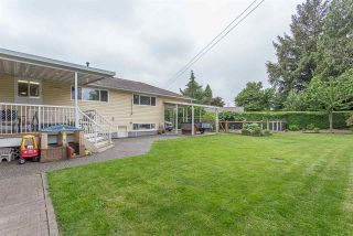 Photo 16: 46315 BROOKS Avenue in Chilliwack: Chilliwack E Young-Yale House for sale : MLS®# R2272256