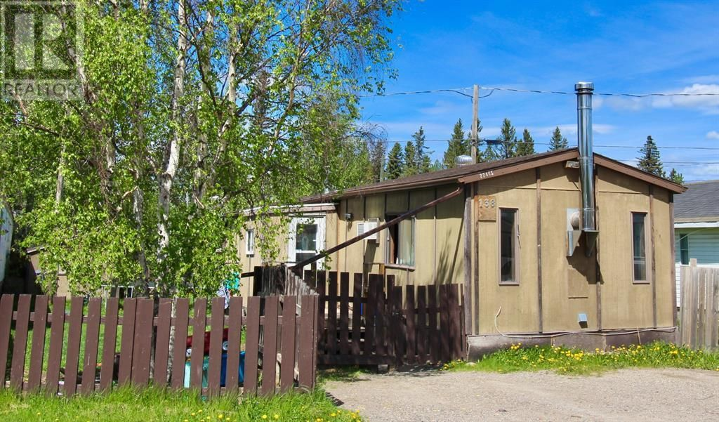 Main Photo: 138, 133 Jarvis Street in Hinton: House for sale : MLS®# A1112954