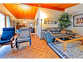 Photo 4: 3527 LAKESIDE Crescent SW in Calgary: Lakeview House for sale : MLS®# C4035307