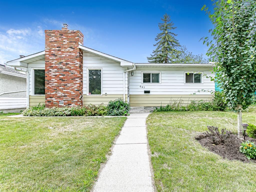 Main Photo: 627 84 Avenue SW in Calgary: Haysboro Detached for sale : MLS®# A1141470