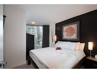 """Photo 10: 1503 58 KEEFER Place in Vancouver: Downtown VW Condo for sale in """"Firenze 1"""" (Vancouver West)  : MLS®# V1071192"""