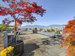 """Photo 17: 601 1445 MARPOLE Avenue in Vancouver: Fairview VW Condo for sale in """"HYCROFT TOWERS"""" (Vancouver West)  : MLS®# R2209267"""