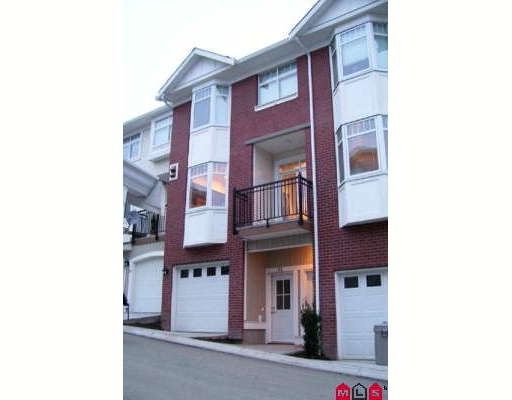 """Main Photo: 52 19551 66TH Avenue in Surrey: Clayton Townhouse for sale in """"MANHATTAN SKYE"""" (Cloverdale)  : MLS®# F2911016"""