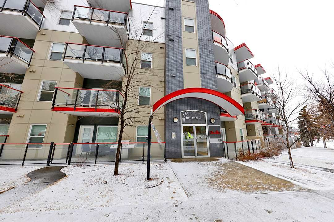 Main Photo: 402 10611 117 Street in Edmonton: Zone 08 Condo for sale : MLS®# E4224840