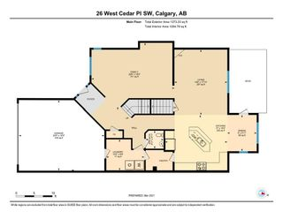 Photo 42: 26 West Cedar Place SW in Calgary: West Springs Detached for sale : MLS®# A1076093
