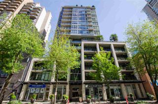 "Photo 1: 305 1252 HORNBY Street in Vancouver: Downtown VW Condo for sale in ""PURE"" (Vancouver West)  : MLS®# R2498958"