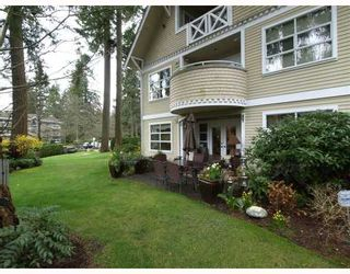 "Photo 1: 103 3393 CAPILANO Crescent in North Vancouver: Capilano NV Condo for sale in ""CAPILANO ESTATES"" : MLS®# V812332"