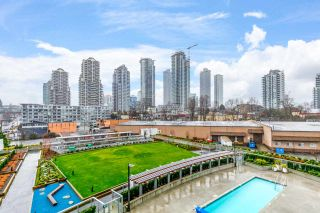 """Main Photo: 508 2388 MADISON Avenue in Burnaby: Brentwood Park Condo for sale in """"FULTON HOUSE"""" (Burnaby North)  : MLS®# R2557955"""