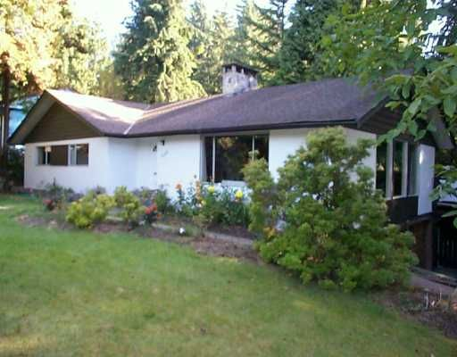 Main Photo: 1520 TAYLOR WY in WEST VANCOUVER: British Properties Home for sale (West Vancouver)  : MLS®# V987656